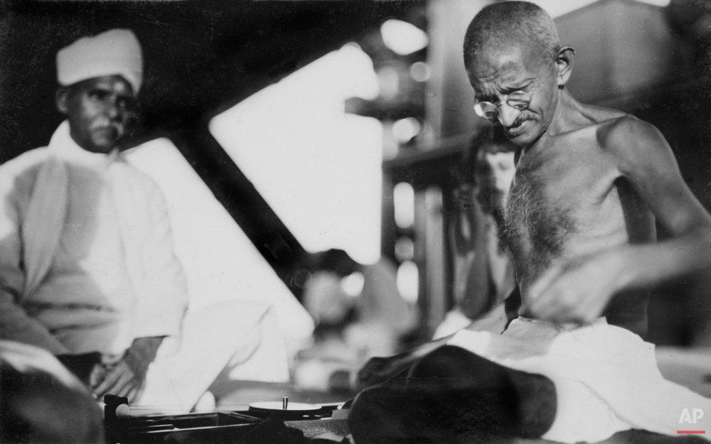 India Gandhi