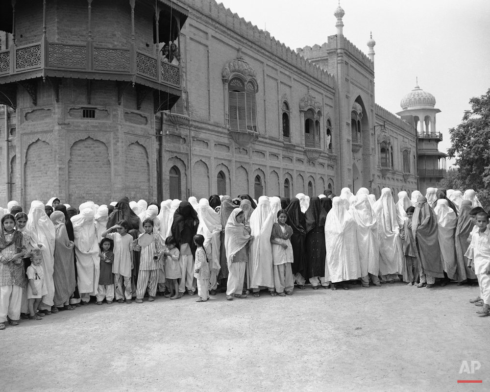 Pakistan Elections 1947