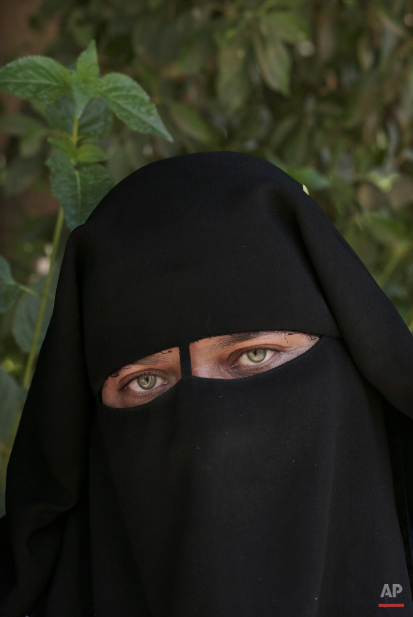 Mideast Egypt FGM Survivors Photo Gallery