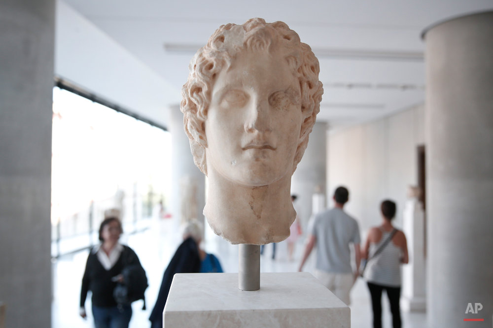Greece Macedonian Legacy