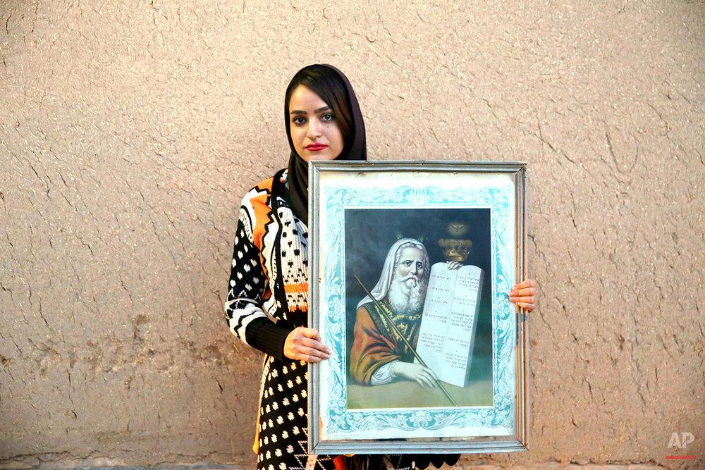 Mideast Iran Jews