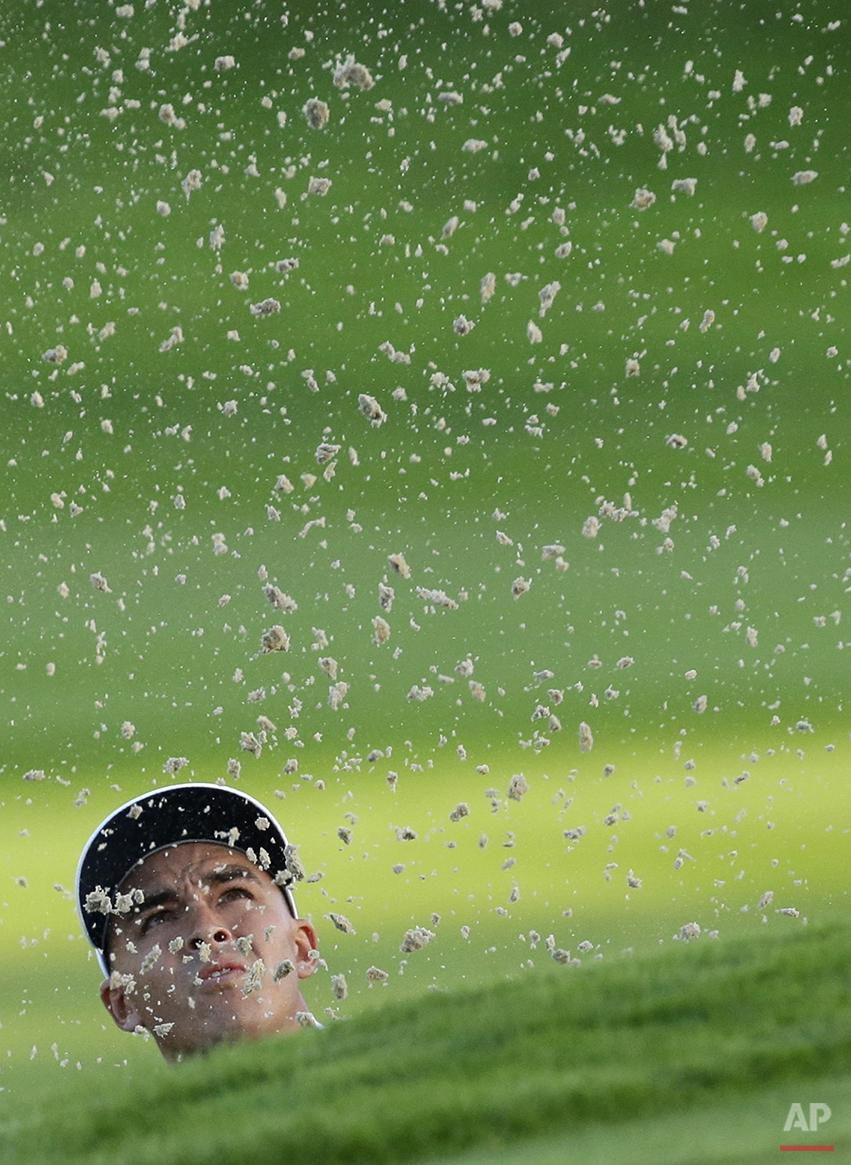 APTOPIX Britain Ryder Cup Golf