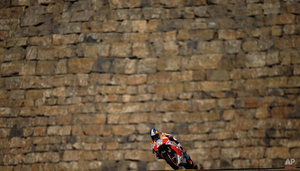 APTOPIX Spain Aragon Moto GP