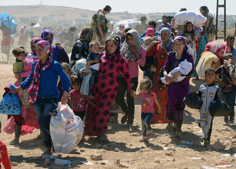 Turkey Syria Refugees