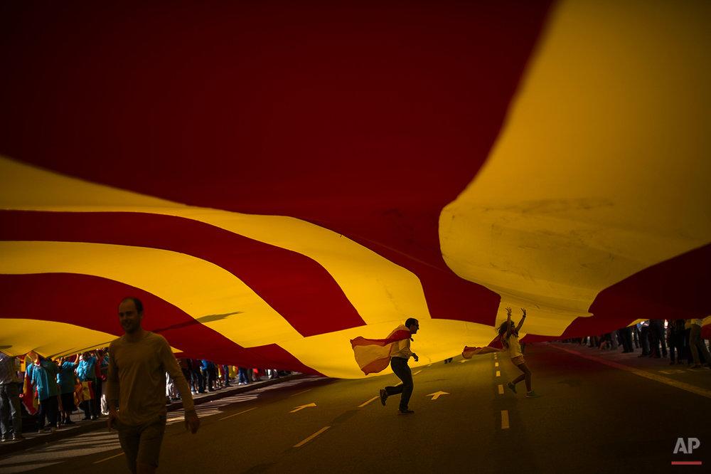APTOPIX Spain National Day
