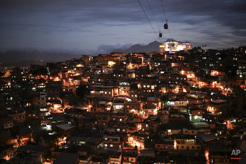 APTOPIX Brazil Poor Voters Photo Gallery
