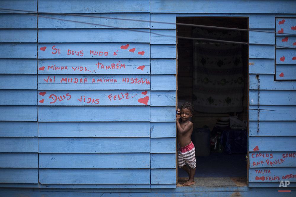 Brazil Poor Voters Photo Gallery