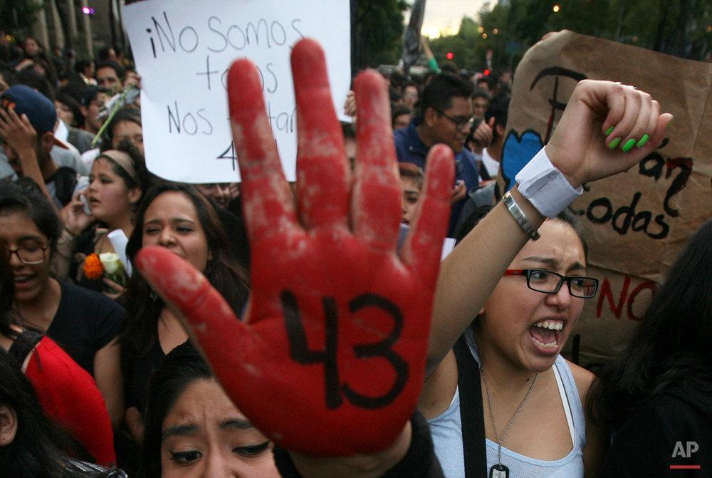 APTOPIX Mexico Violence