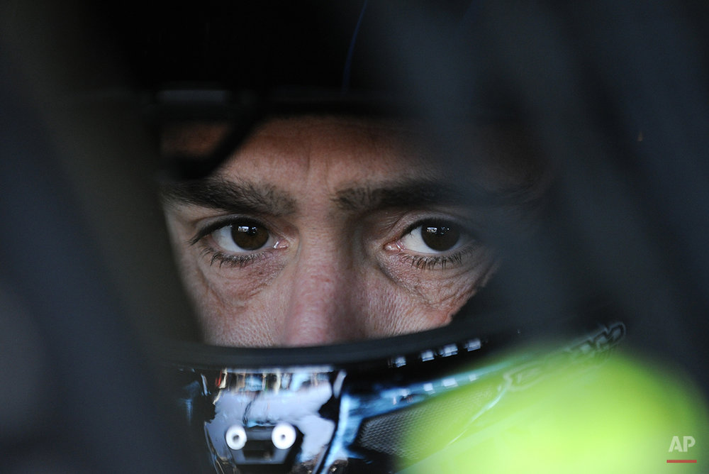 APTOPIX NASCAR Talladega 500 Auto Racing