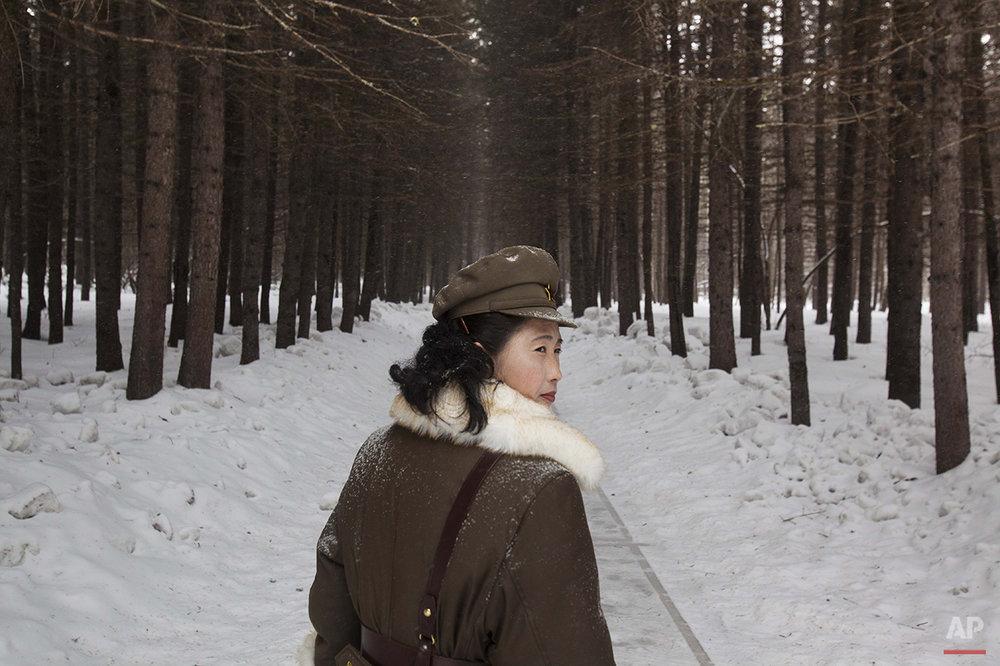 North Korea Mount Paektu