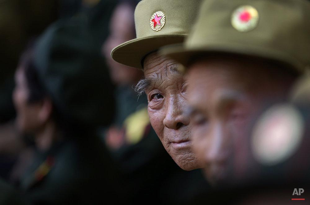 APTOPIX North Korea Armistice