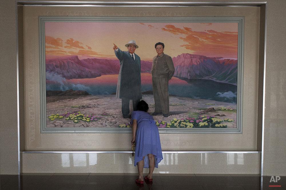 APTOPIX North Korea Daily Life