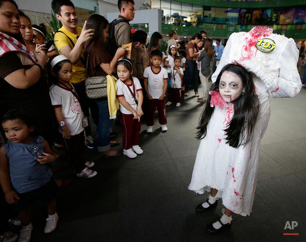 Philippines Halloween