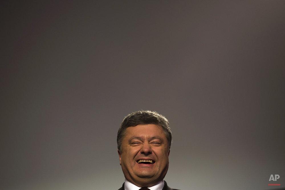 APTOPIX Ukraine Elections