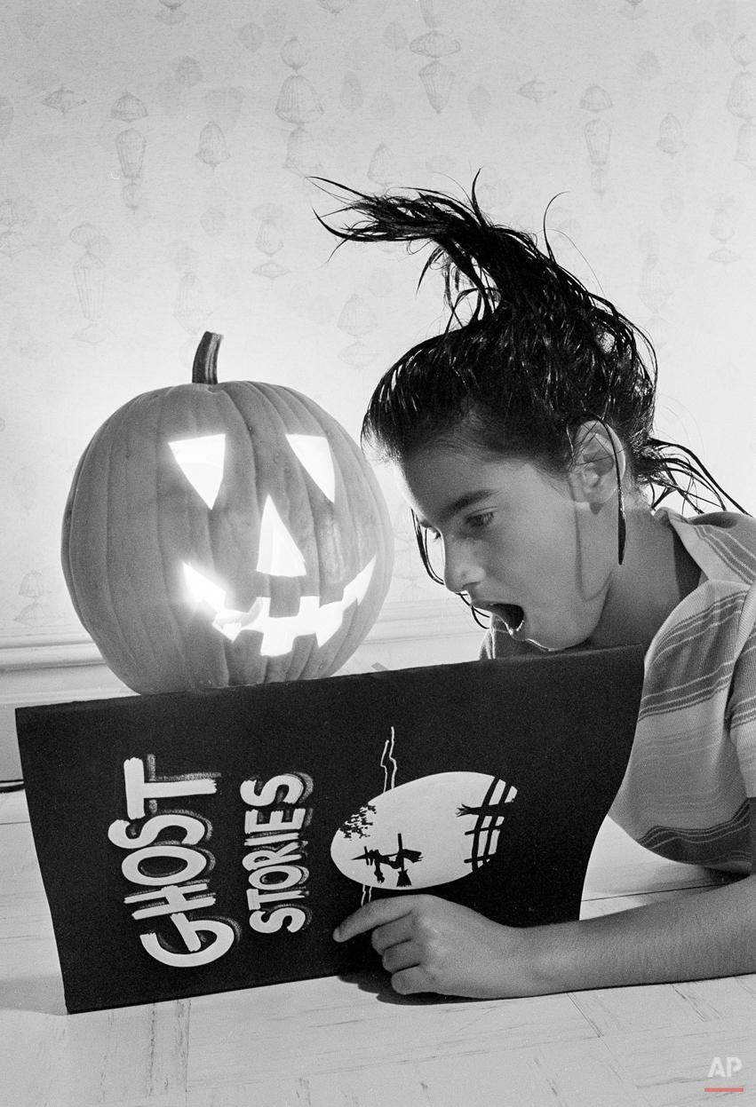 Hair Raising Halloween 1964