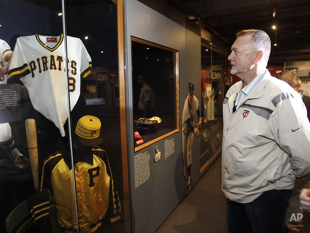 Hall of Fame Blyleven Tour Baseball