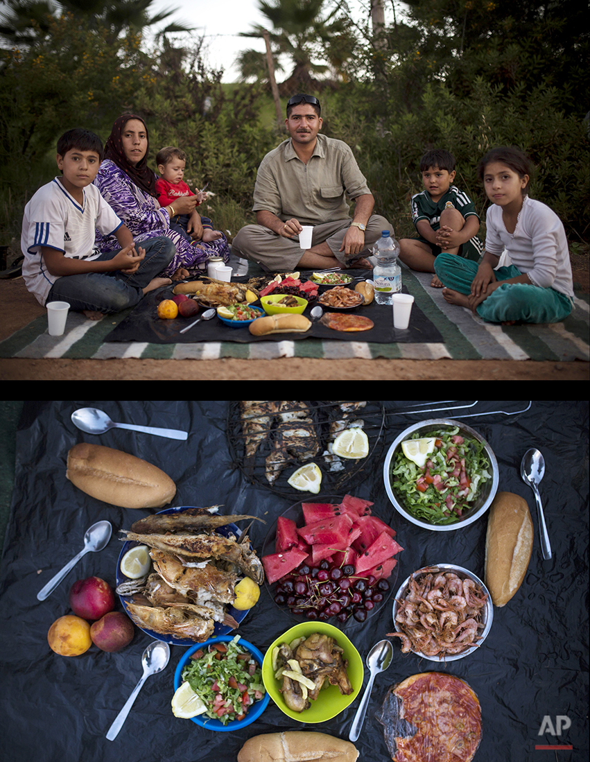 APTOPIX Ramadan Iftar World Photo Gallery