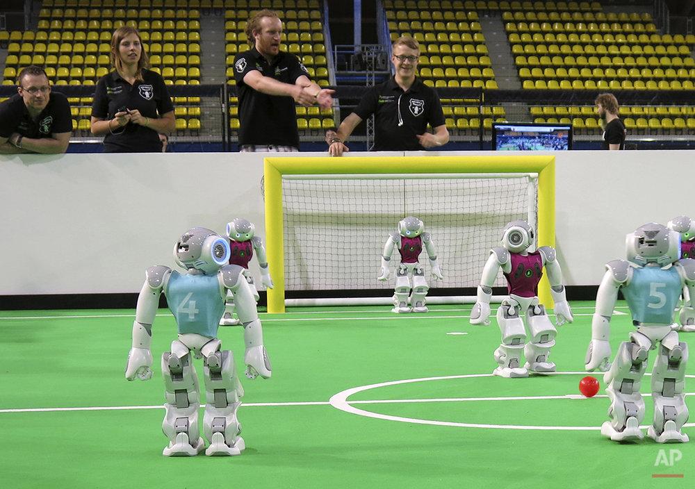 Netherlands RoboCup