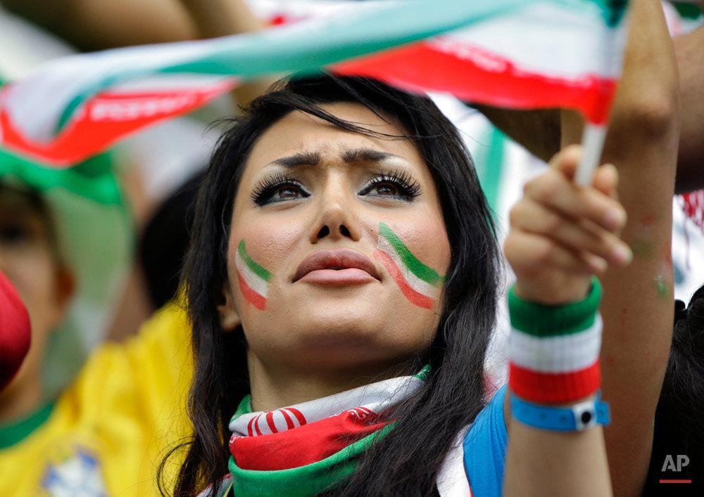 Brazil Soccer WCup Bosnia Iran