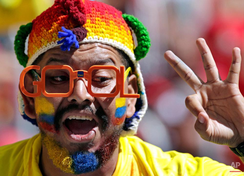 Brazil Soccer WCup Switzerland Ecuador