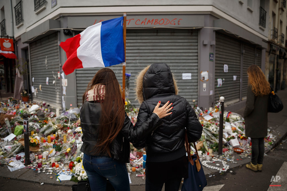 Pictures Of The Week Photo Gallery  France Paris Attacks