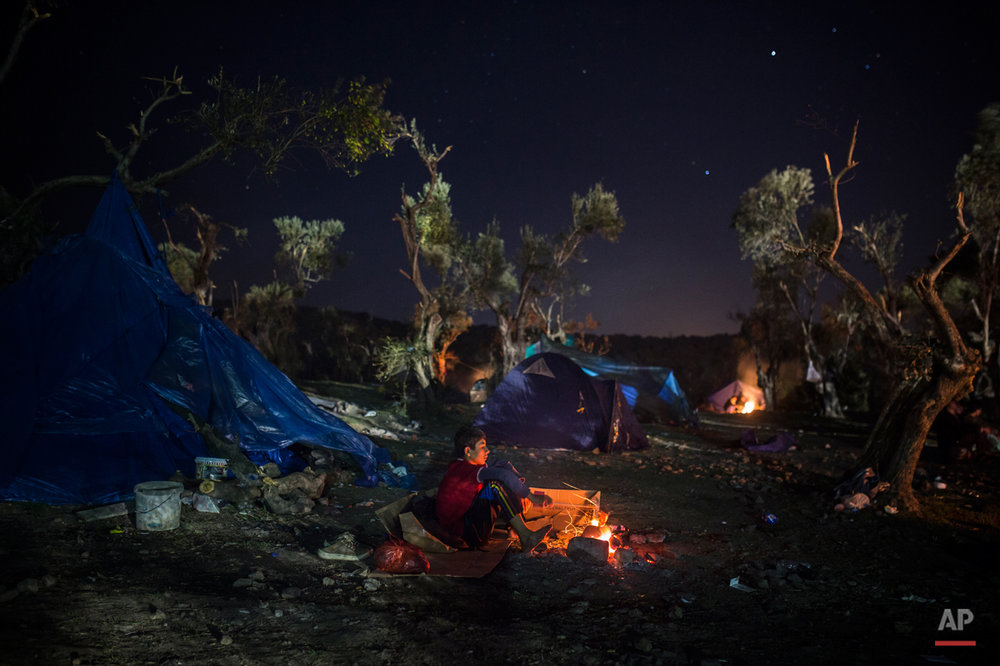 Pictures Of The Week Photo Gallery Greece Migrants
