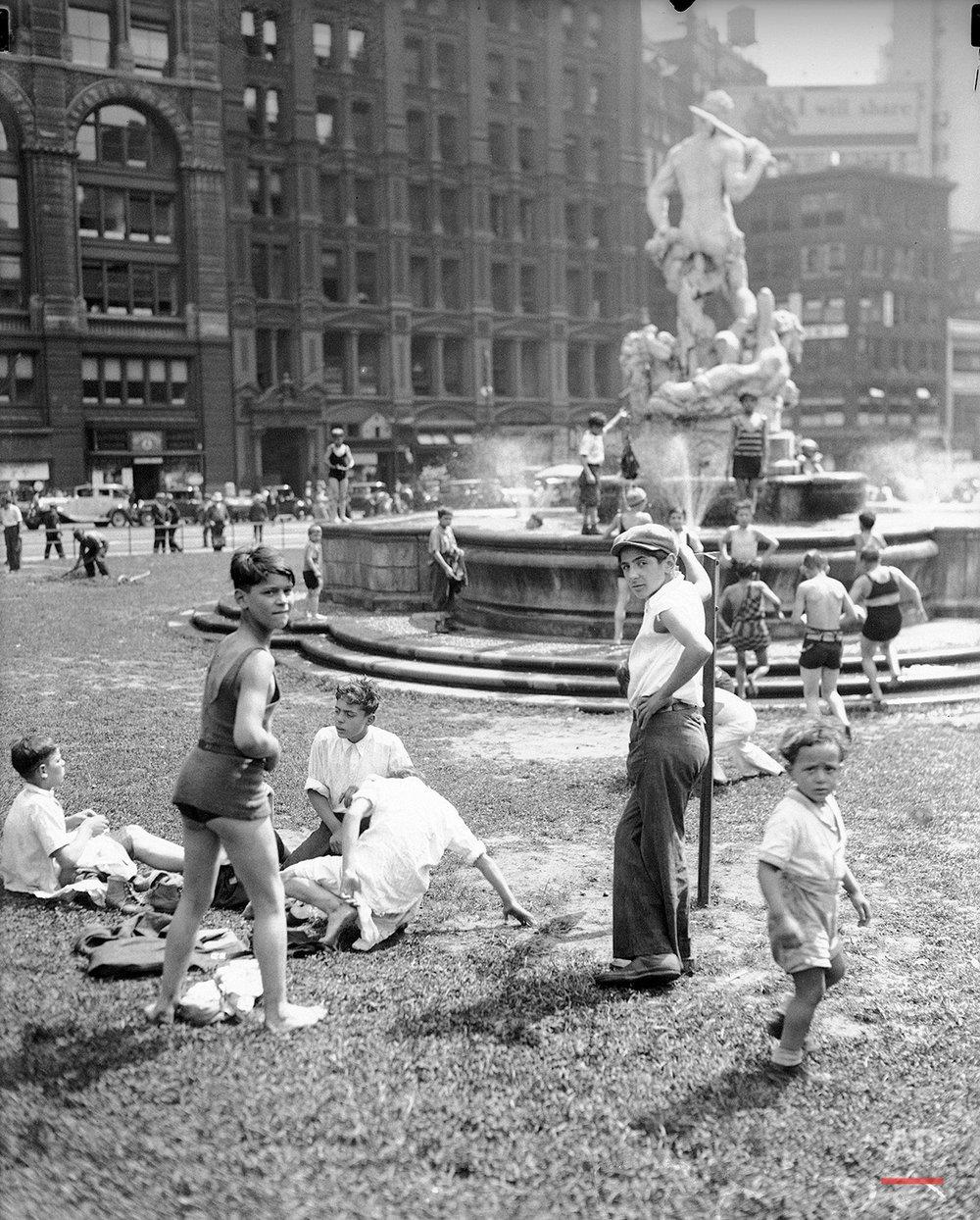 New York City Hall 1932