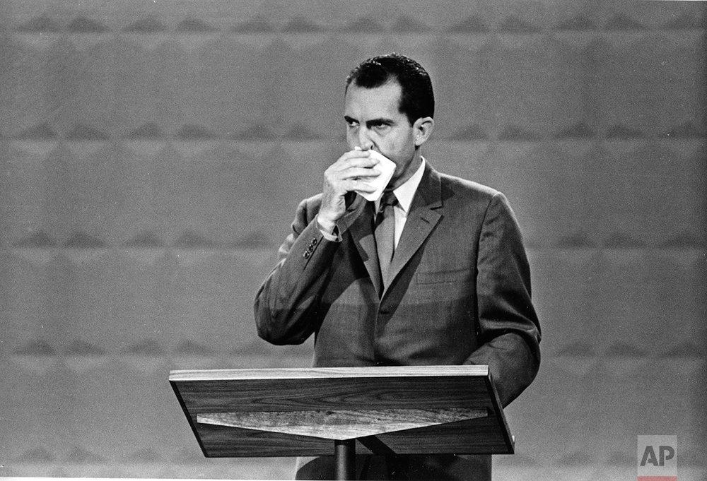 The First Televised Presidential Debate