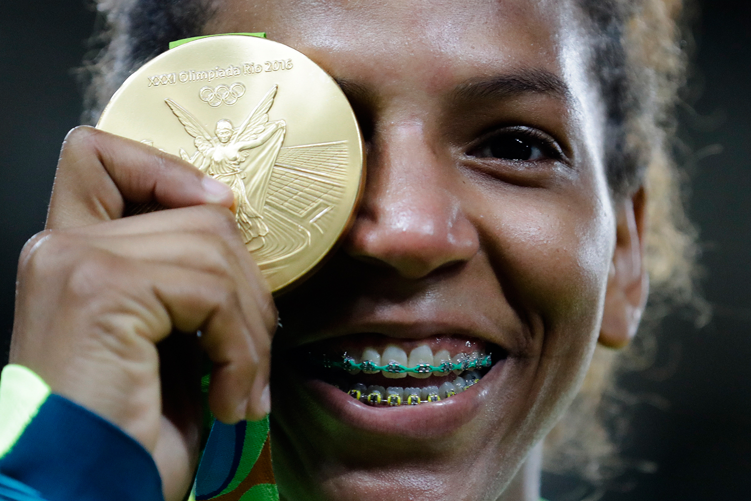 from the favela to the top of the podium — ap images spotlight