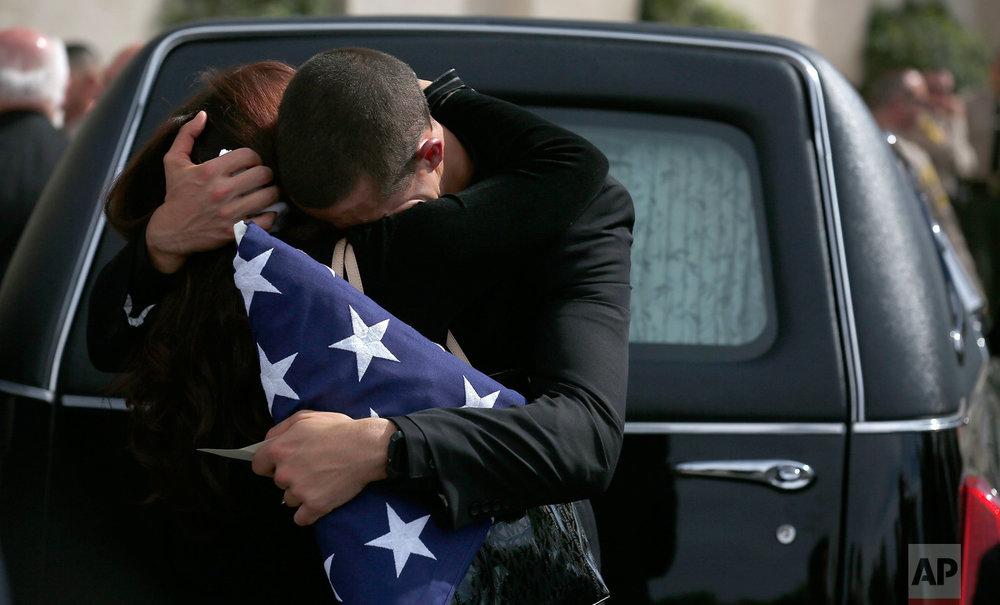 Deputy Shot Memorial