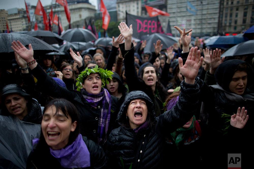 Argentina Gender Violence