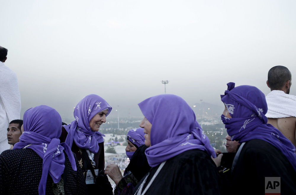 Women of Hajj