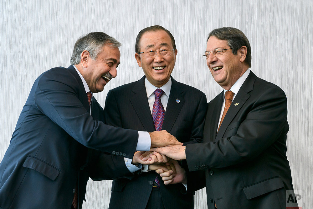 UN Cyprus Peace Talks