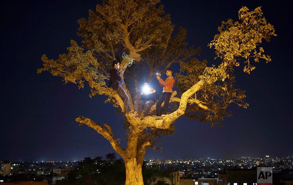 Palestinian Supermoon