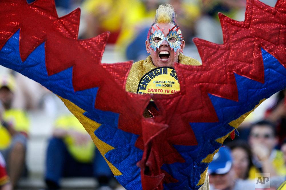 Ecuador Venezuela Wcup Soccer
