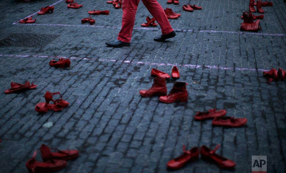 Spain Femicide