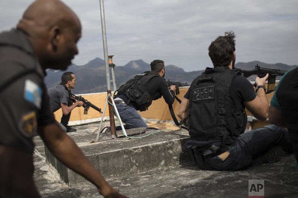 Rio's Violence