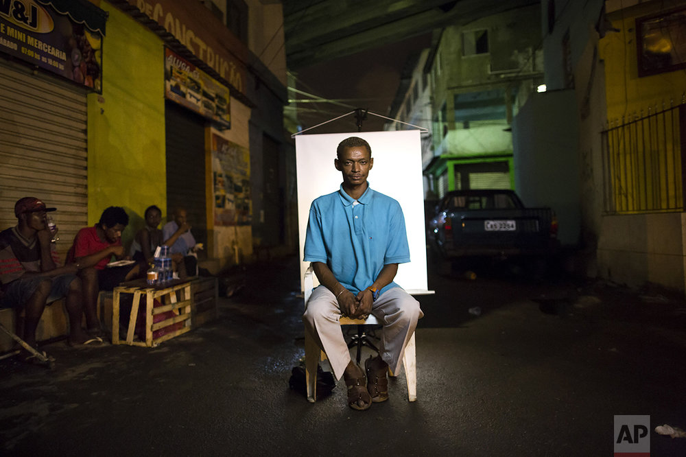 Brazil Crackland Portraits