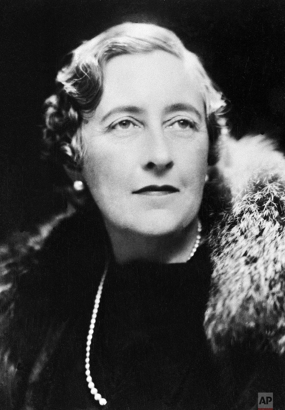 Agatha Christie 1963