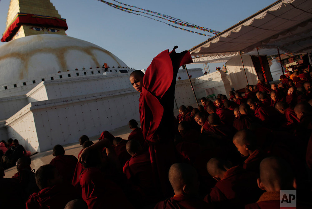 Nepal Buddhism