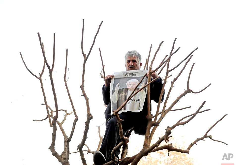 Iran Rafsanjani