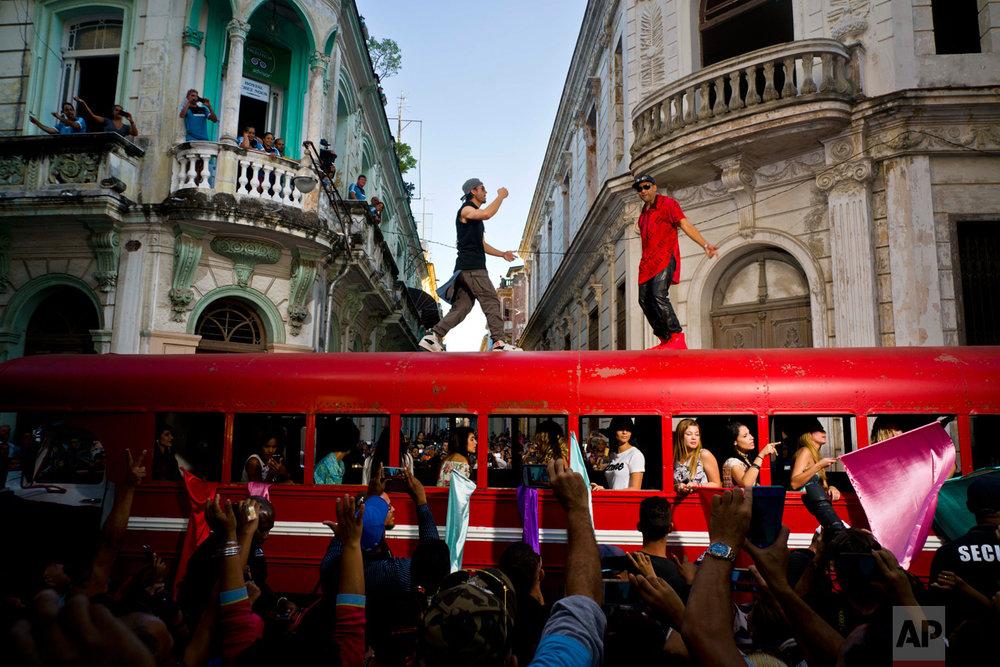 Cuba Enrique Iglesias
