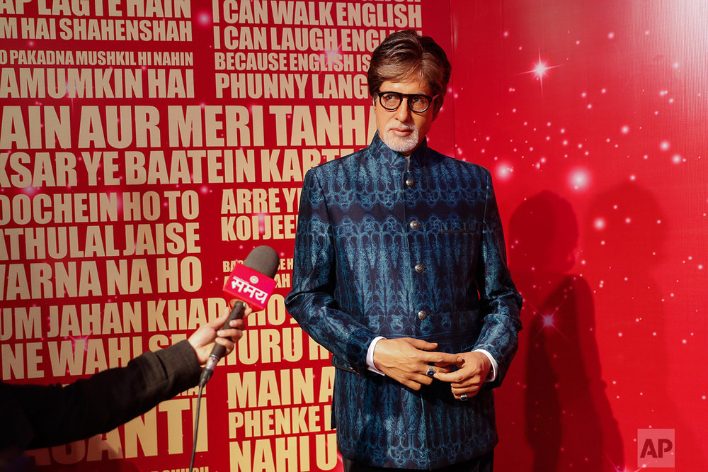 India Madame Tussauds
