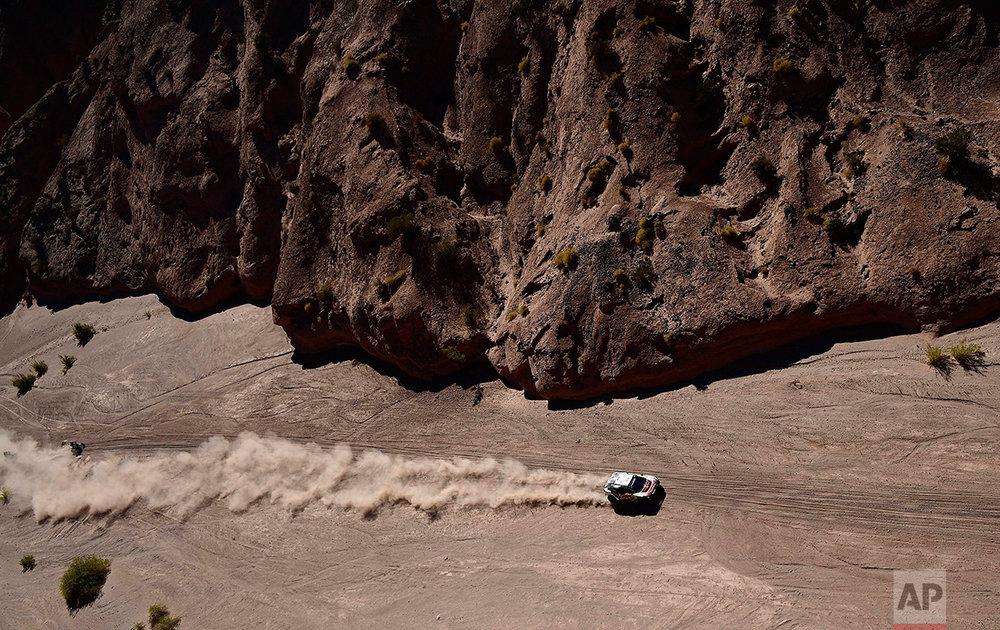 Argentina Dakar Rally