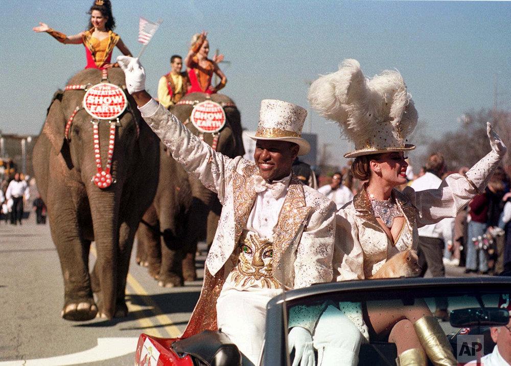 Atlanta Circus Parade 2000