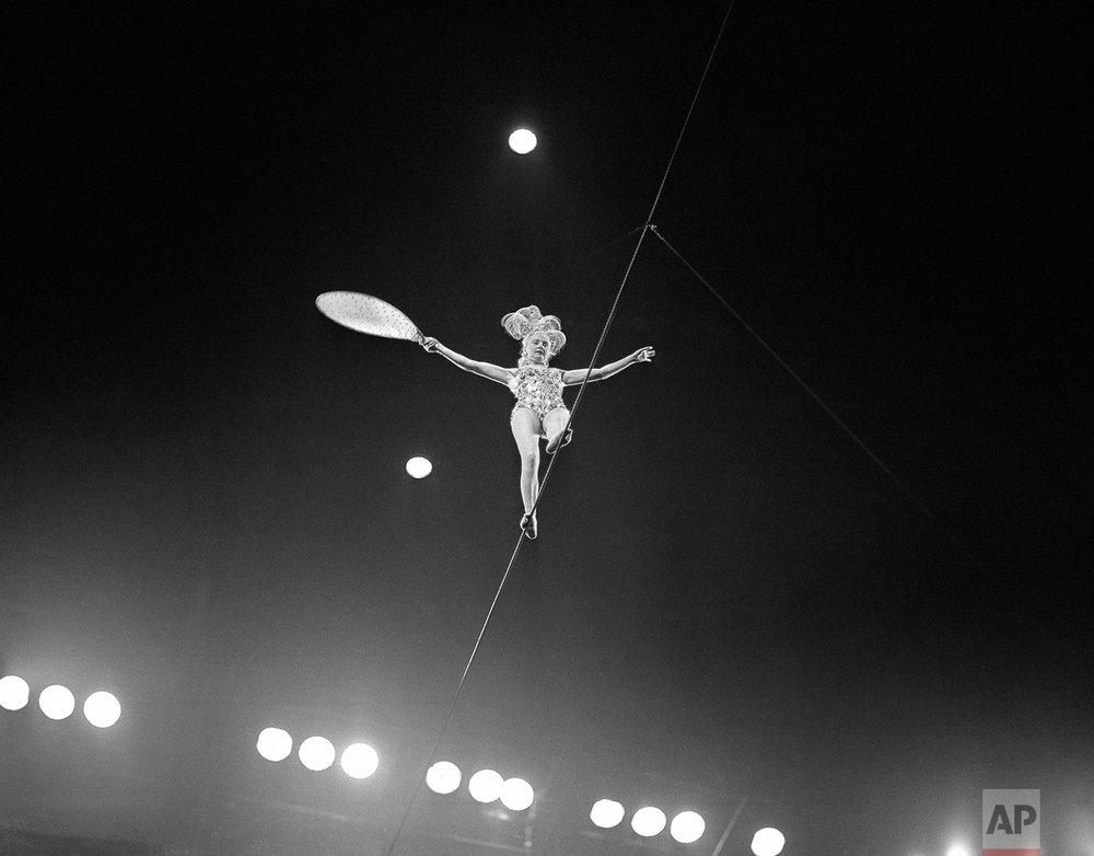 High Wire 1955