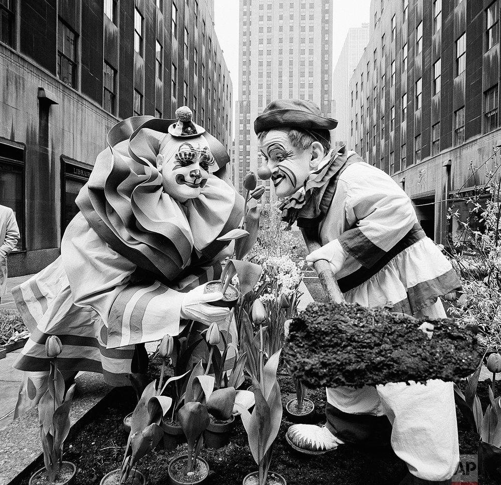 Clowns of Spring 1960