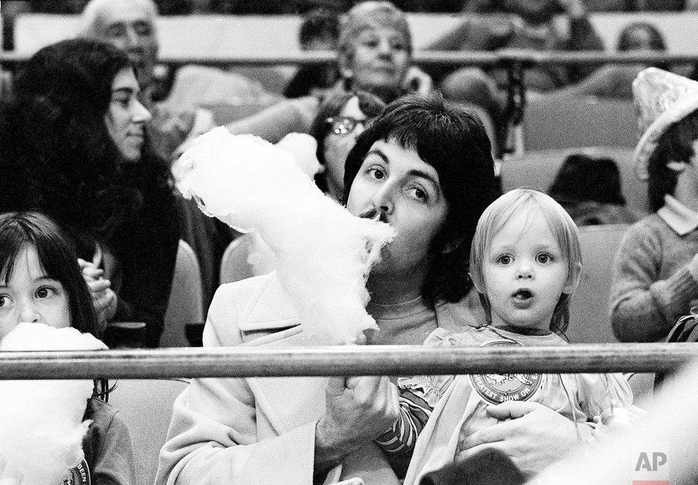 McCartneys Circus 1974