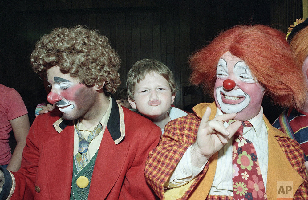 Send In The Clowns 1984