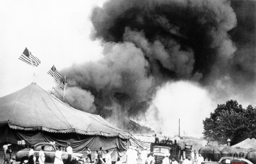 Circus Fire 1944